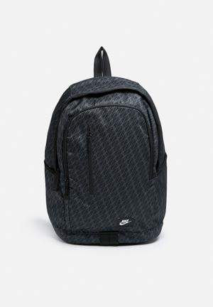 Nike Nike All Access Backpack Bags & Wallets Black