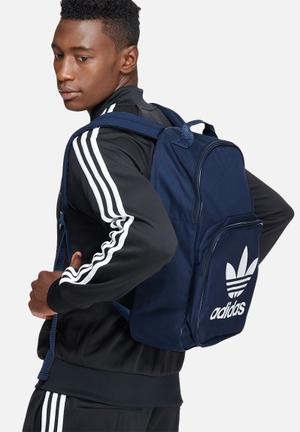 Adidas Originals Classic Trefoil Bags & Wallets Navy & White