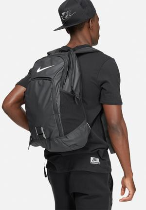 Nike Nike Alpha Backpack Bags & Wallets Black & White