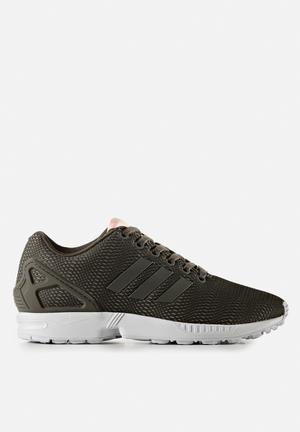Adidas Originals ZX Flux W Sneakers Utility Grey / Ftwr White
