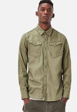 G-Star RAW ARC 3D Shirt Green
