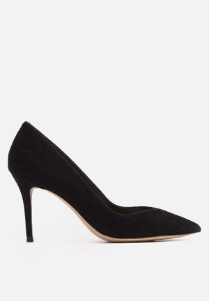 ALDO Jaysee Heels Black