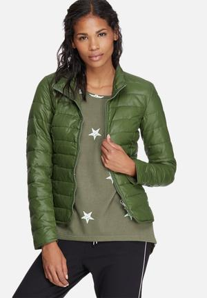 ONLY Tahoe Jacket Green