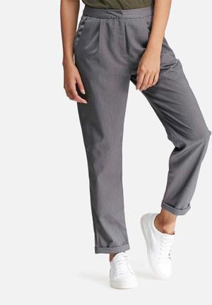 Glamorous Trouser Grey Melange