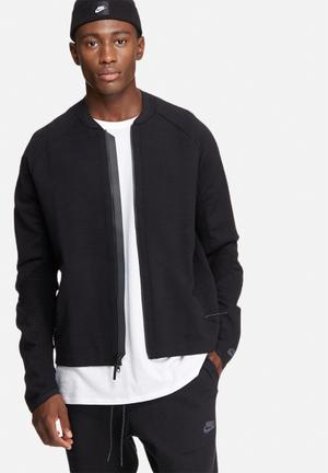 Nike Tech Knit Jacket Black
