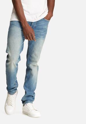 Only & Sons Loom Slim Fit Jeans Blue