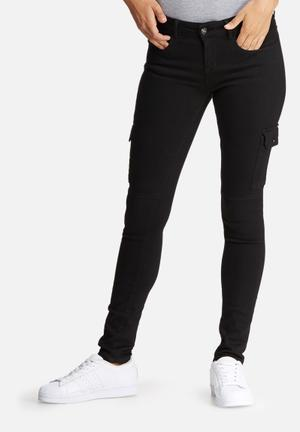 Chloe pocket utility pants