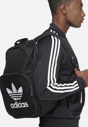 Adidas Originals Classic Trefoil Bags & Wallets Black & White