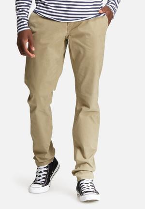 Only & Sons Tarp Slim Fit Chino Stone