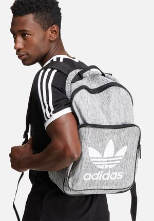 Adidas Originals Classic Casual Bags & Wallets Black, White & Grey