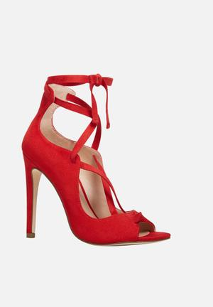 Call It Spring Nydyn Heels Red