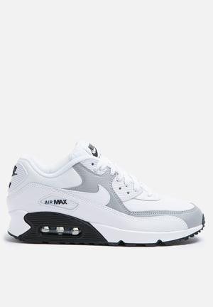 Nike Air Max 90 ESS Sneakers White / Wolf Grey / Black