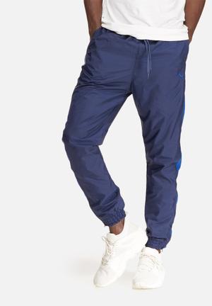 PUMA Nylon Pants II Sweatpants & Shorts Navy
