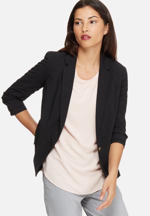 Vero Moda Milla Blazer Jackets Black