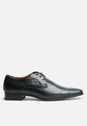 Gino Paoli Didier Derby Formal Shoes Black