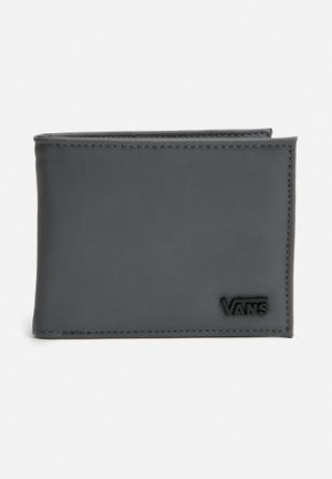 Vans Suffolk Wallet Grey