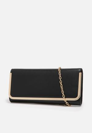 ALDO Bidwelle Bags & Purses Black