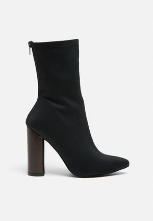 Dailyfriday Sock Boot Black
