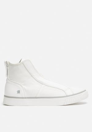 G-Star RAW Scuba Sneakers White