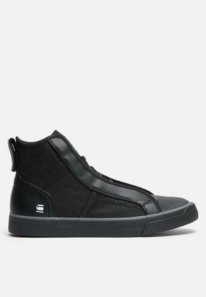 G-Star RAW Scuba Boots Black