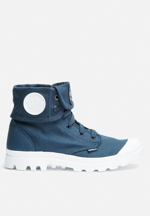 Palladium Blanc Baggy Boots Navy