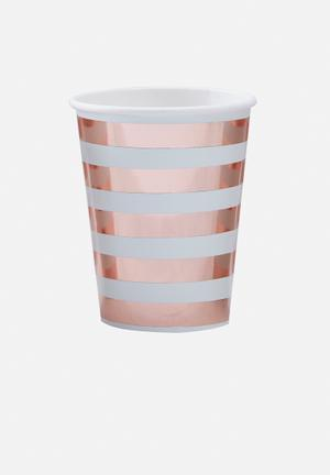 Ginger Ray Paper Cups Partyware Paper
