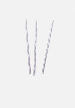 Ginger Ray Straws Partyware Paper