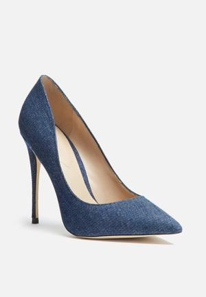 ALDO Stessy Heels Blue