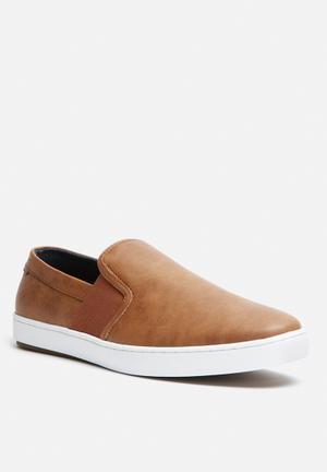 ALDO Trempe Slip-ons And Loafers Tan
