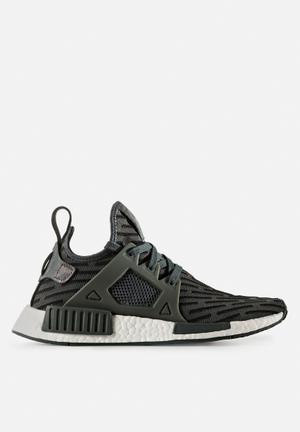 Adidas Originals NMD_XR1 Sneakers Utility Ivy / Collegiate Red