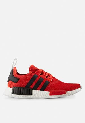 Adidas Originals NMD_R1 Sneakers Collegiate Red / Black / White