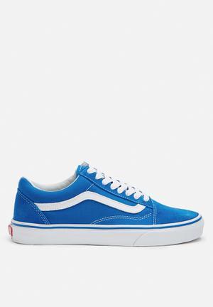 Vans Old Skool S&C Sneakers Imperial Blue / True White OF