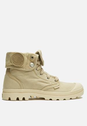 Palladium Baggy Boots Beige