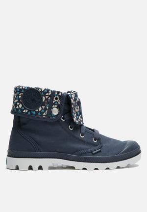 Palladium Baggy Boots Navy Blue
