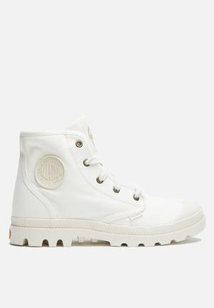 Palladium Pampa Hi Boots Cream