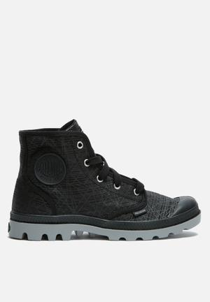 Palladium Pampa Hi Boots Black