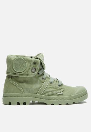Palladium Pallabrouse Baggy Boots Green