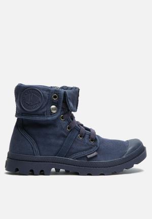 Palladium Pallabrouse Baggy Boots Navy
