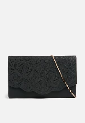Call It Spring Carnal Bags & Purses Black
