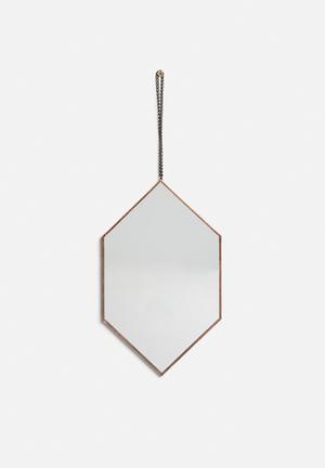 Arkivio Diamond Mirror Accessories Mirror