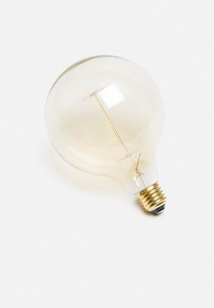 Sixth Floor Large Balloon Edison Bulb Glass