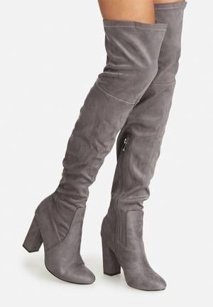 Footwork Orchid Boots Grey