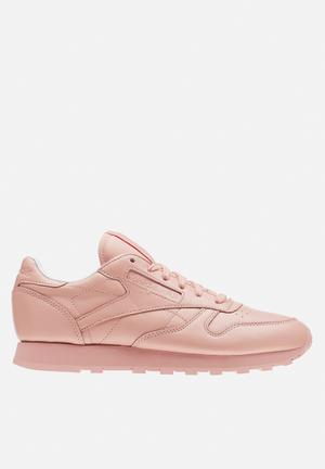 Reebok Classic Leather Pastels Sneakers Patina Pink / White