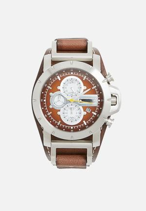 Fossil Jake Watches Brown