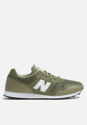 New Balance  MD373OG Sneakers Green