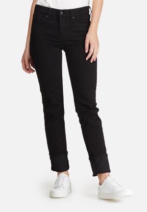 Levi's® 312 Shaping Slim Jeans Black