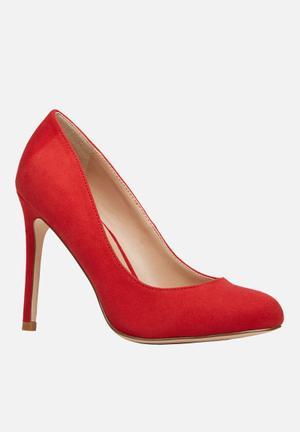 Call It Spring Magek Heels Red