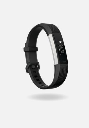 Fitbit Fitbit Alta HR Fitness Trackers & Accessories Black