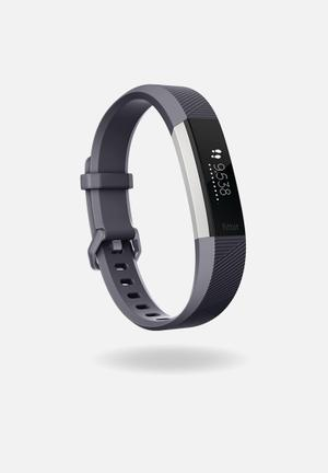 Fitbit Fitbit Alta HR Fitness Trackers & Accessories Blue Grey