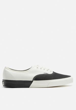 Vans Authentic DX Blocked Sneakers White / Black